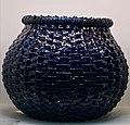 """Garden Vase """"Cesto de Vime"""" -Wicker Basket- (1901) - Rafael Bordalo Pinheiro (1846 - 1905) (46425783545).jpg"""