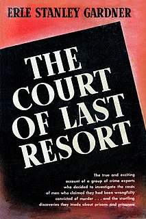 <i>The Court of Last Resort</i> television series