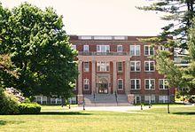 Eastern Nazarene College Wikipedia