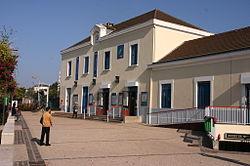 Gare de Brunoy