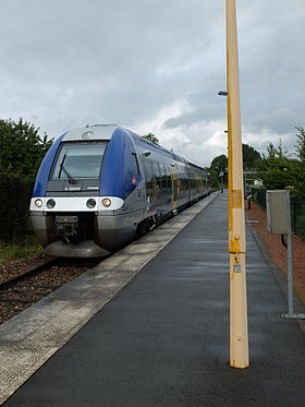 Image illustrative de l'article Gare de Frévin-Capelle