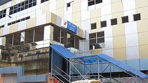 Kavi Nazrul metro station - Garia Bazar Metro Station