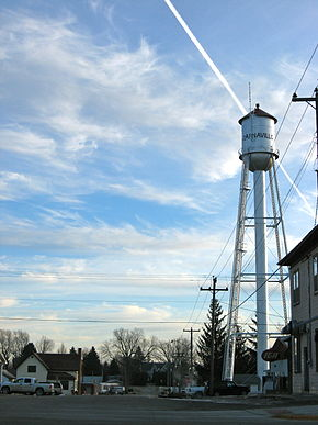 Garnavillo, Iowa Watertower.JPG
