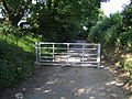 Gated Road - geograph.org.uk - 463121.jpg