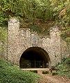 Gedenkstätte Silberbergtunnel Tunnelportal von links.jpg