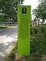 Gedenktafel Miep Gies, Miep-Gies-Park, 1120 Wien.jpg