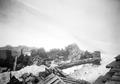 Gefechtsuebung in den Resten der zerstörten Theodulhütte - CH-BAR - 3238937.tif