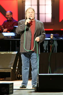Watson performing at the Grand Ole Opry in 2007