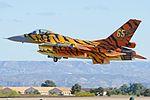 General Dynamics F-16AM 'FA-77' (31216890162).jpg