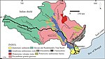 Generalized Geological Map of Godavari Drainage Basin