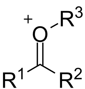 Oxocarbenium - The general structure of an oxocarbenium ion