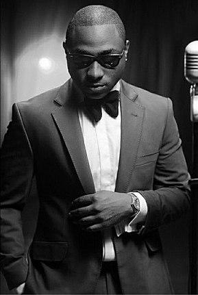 Davido American-born Nigerian singer