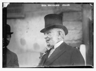 George Macculloch Miller