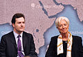 George Osborne and Christine Lagarde in London (2011).jpg