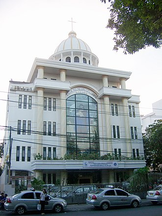 Manado - GPdI church in Manado