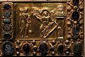 Germania occidentale, coperta di libro in oro (1000 ca.), con avorio bizantino del X secolo 06.jpg
