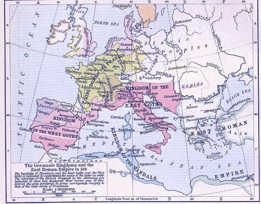 Germanic East Roman
