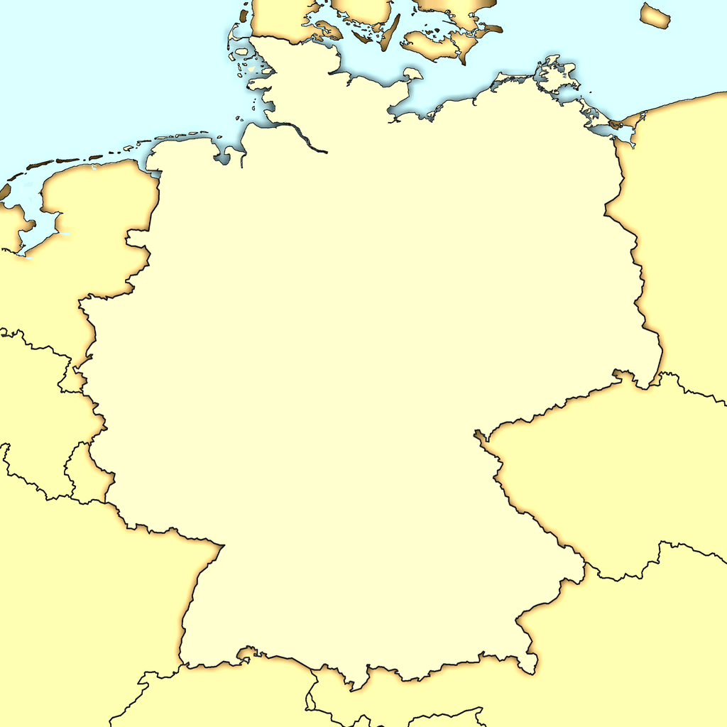 FileGermany map modernpng Wikimedia Commons – Map Germany