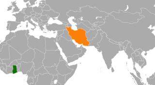 Ghana–Iran relations