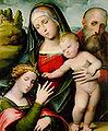 Giacomo Francia Matrimonio místico de Santa Catalina de Alejandría.jpg