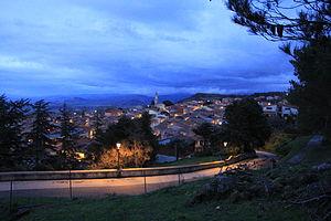 Giave - Panorama