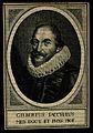 Gilbert Jacchaeus. Line engraving, 1625. Wellcome V0003030.jpg