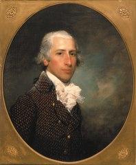 Portrait of Gabriel Manigault