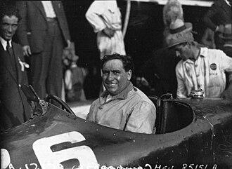 1931 Italian Grand Prix - Giuseppe Campari