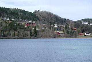Gjerstad Municipality in Aust-Agder, Norway