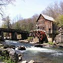 Thumbnail image of the Glade Creek Grist Mill in Babcock State Park
