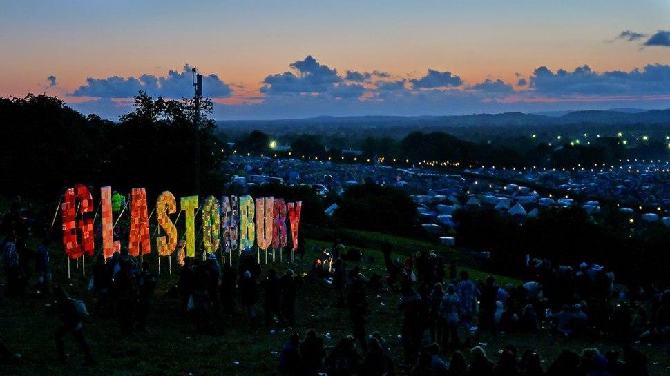 Glastonbury Festival 2011
