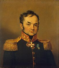 Portrait of Andrey S. Glebov (1770-1854)