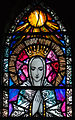 Glenbeigh St. James' Church Transept Window Queen of Heaven Detail Portrait 2012 09 09.jpg