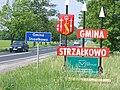 Gmina Strzalkowo - tablica informacyjna.JPG