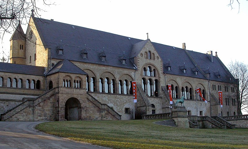 Kaiserpfalz bei Goslar