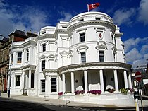 Government buildings, Douglas, Isle of Man - geograph.org.uk - 227680.jpg