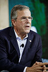 Governor of Florida Jeb Bush at New Hampshire Education Summit The Seventy-Four August... 19th, 2015 by Michael Vadon 02.jpg