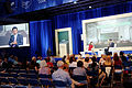 Governor of Louisiana Bobby Jindal at New Hampshire Education Summit The Seventy-Four August 19th, 2015 by Michael Vadon 06.jpg
