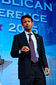 Governor of Louisiana Bobby Jindal at Southern Republican Leadership Conference, Oklahoma City, OK May 2015 by Michael Vadon 142.jpg