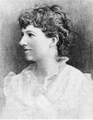 Grace King - Grace King, 1887