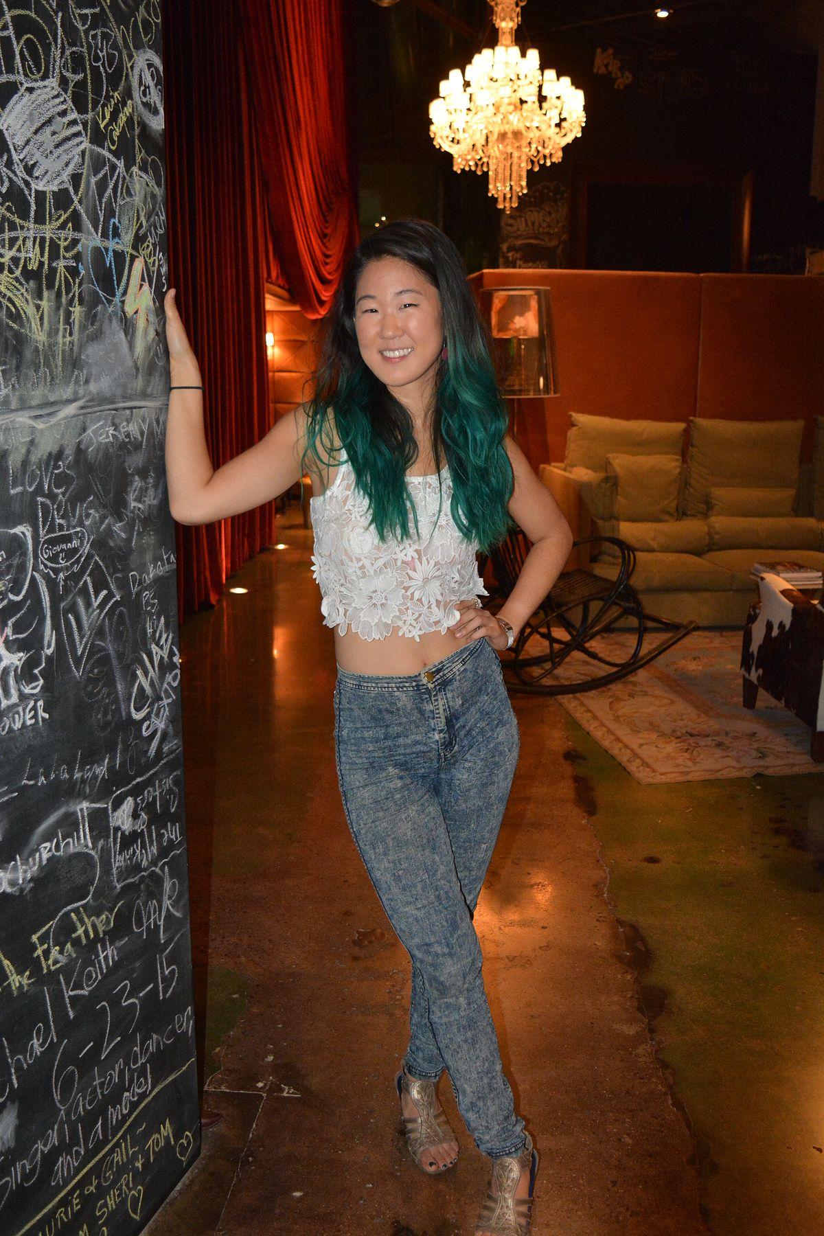 Asian girl called grace