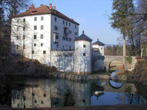 Snežnik Castle - Snežnik Castle