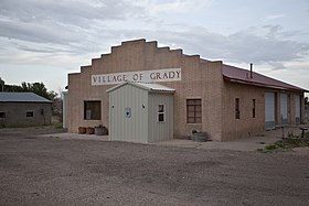 City Hall, Village of Grady