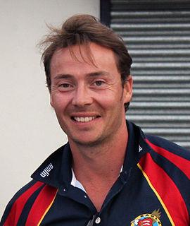 Graham Napier English cricketer