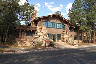 Grand Canyon Park Operations Building United States historic place