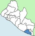 Grand Kru County Liberia locator.png