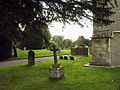 Graveyard at Chieveley - geograph.org.uk - 39272.jpg