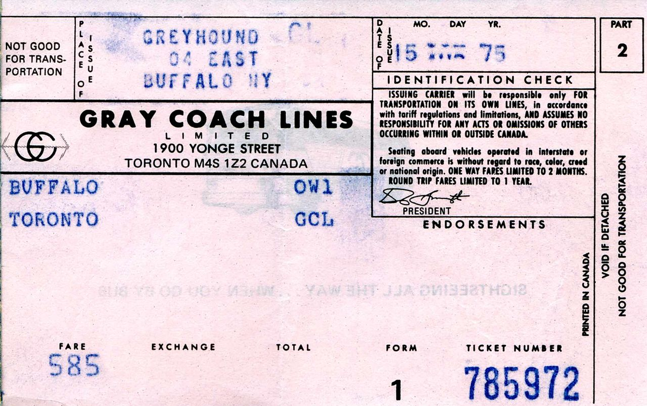 Greyhound Bus Lines Overview & FAQ's Since Greyhound started in , the company rapidly it became the most extensive North American intercity bus service. This operation is about routes and daily serving over 3, destinations.