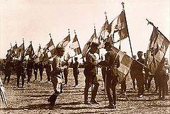 Greek Flags 1921
