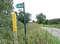 Green Lane and Bridleway - geograph.org.uk - 573598.jpg